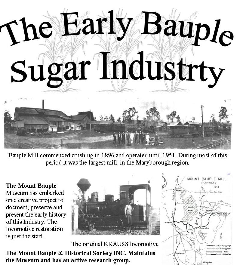 Bauple Sugar Industry