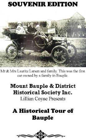 Historical Tour of Bauple